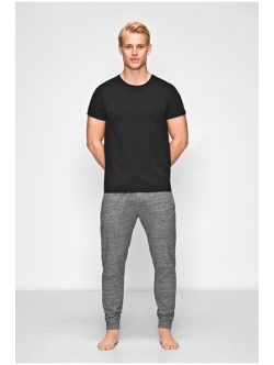 JBS OF DENMARK T-SHIRT O-NECK SORT