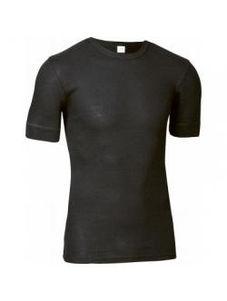 JBS classic t-shirt med ærmer i rund hals til herre, sort