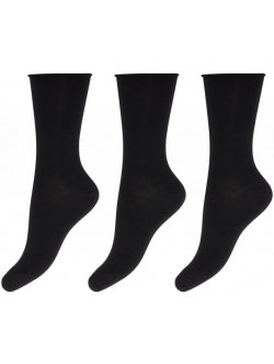 DECOY ANKLE SOCK BAMBOO 3-PACK
