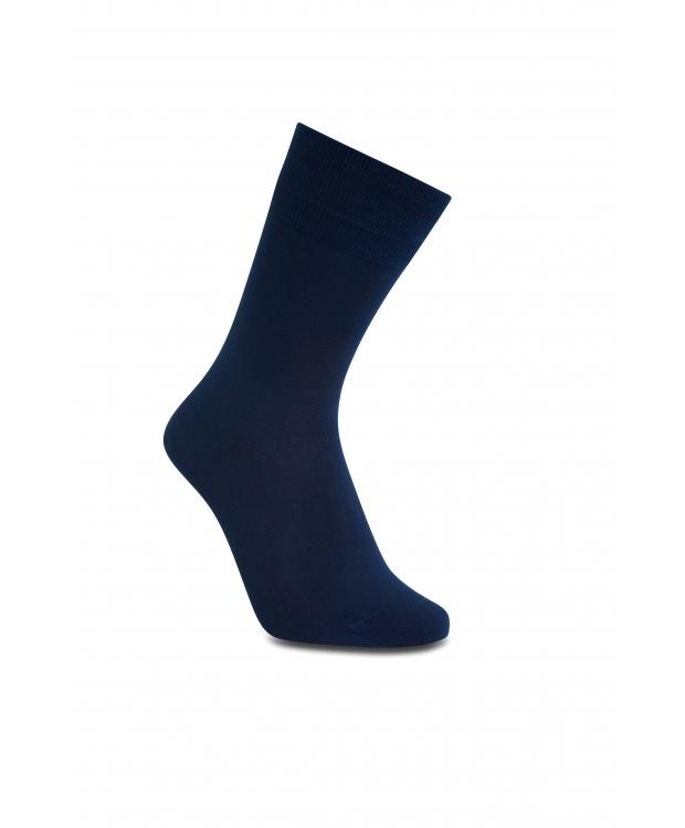 iZ Sock - bambusstrømper i marineblå. Unisex