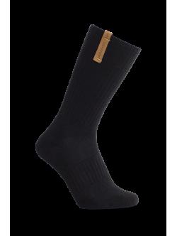 iZ Sock bomuldsstrømper i sort ( NY KOLLEKTION )