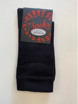 Sokker fra Sizesock Sort Str:35-38 (restparti) Spar 50%