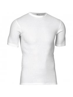 JBS light bomulds t-shirt i hvid til herre