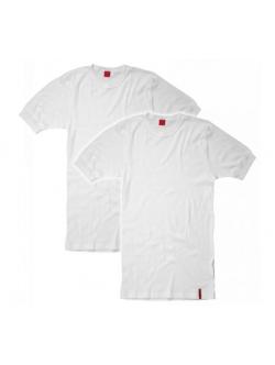 ProActive T-shirt 2-pak i hvid.