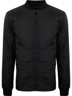 ProActive vatteret jakke i sort.