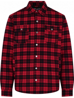 ProActive foret Skovmandsskjort i rød.