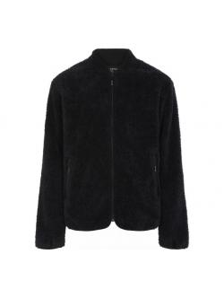 ProActive Teddy jakke i sort