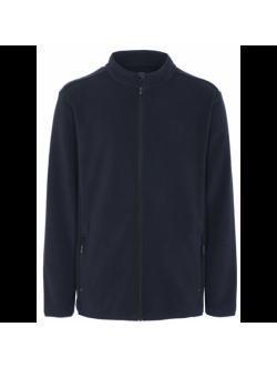 ProActive Fleece jakke Recycled polyester i Navy
