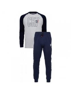 CR7, bomuld multifarvet Pyjamas i til mænd