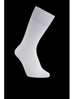 iZ Sock - bambusstrømper i hvid. Unisex