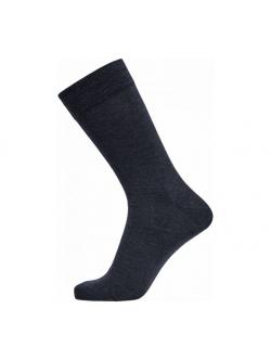 Herresok - EGTVED WOOL Class Sock -Marineblå
