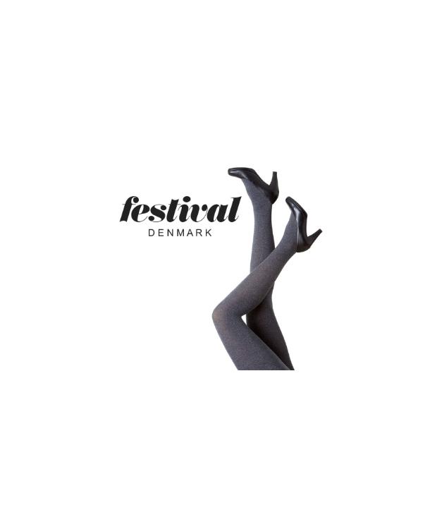 Flotte grå strømpebukser – Festival