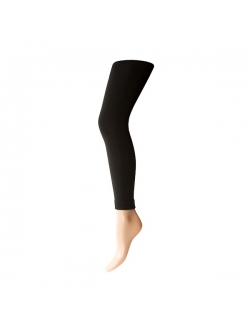 Decoy Thermo Leggings 120 DEN, med børstet inderside. Sort