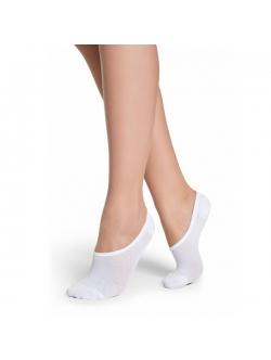 Quick dry, Footies fra Decoy. 5-pak hvid