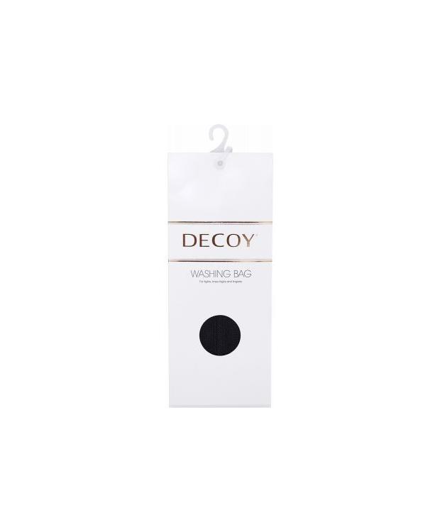 Decoy vaskepose til nylonstrømper i sort onesize