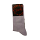 Size socks bomuldstrømper i lyselilla til unisex