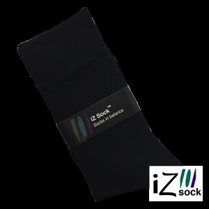 Image of   12 par iZ Sock - Bambus strømper i høj kvalitet. Sorte