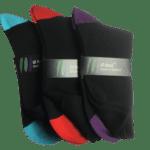 3 pak iZ socks bambus, lækre strømper
