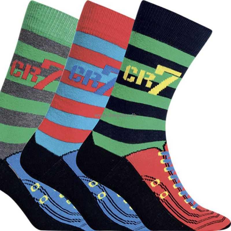 Image of   Cristiano Ronaldo CR7 - lækkert sko design på dine sokker