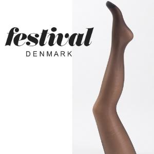 Billede af Festival strømpebukser; VOILA 20 den tight