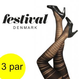 Festival strømpebukser