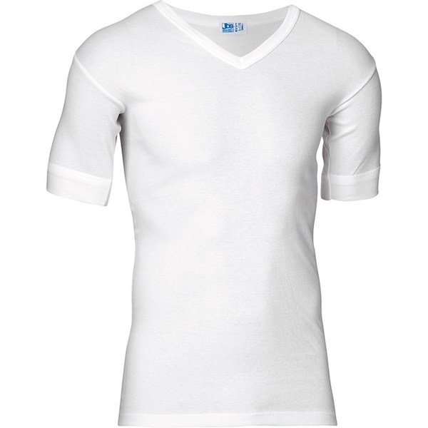 Image of   JBS Original T-shirt V-neck hvid