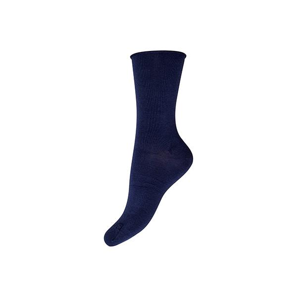 Image of Decoy Comfy Strømper uden elastik, blå