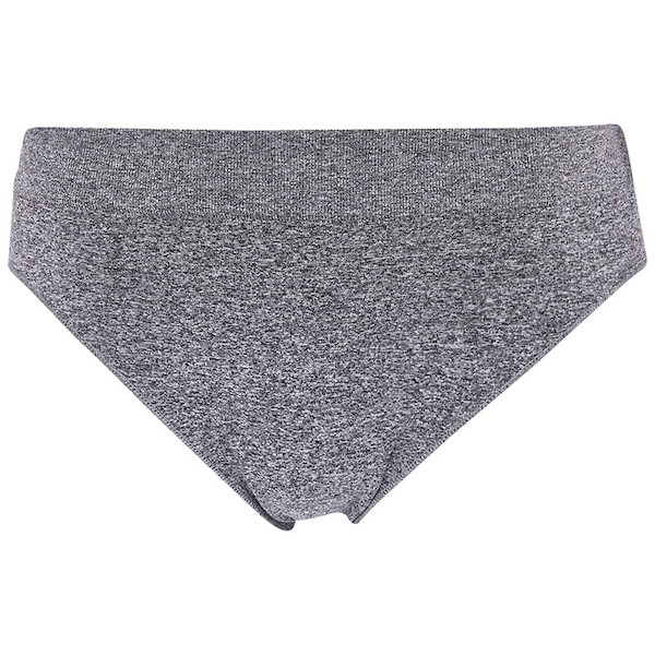 Image of   Decoy Microfiber Briefs gråmeleret